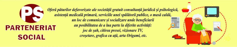 """Parteneriat Social"", Asociatie Obsteasca."